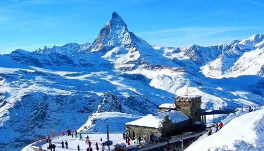 Switzerland Honeymoon Tour Package From India